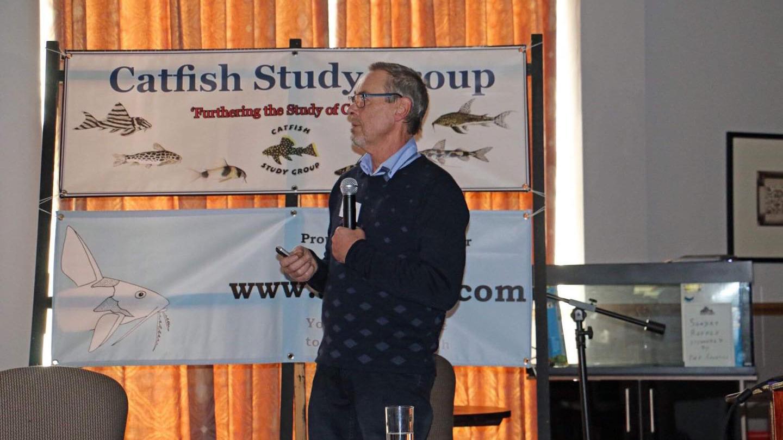 Benny Hubel fortæller om bl.a. Corydoras