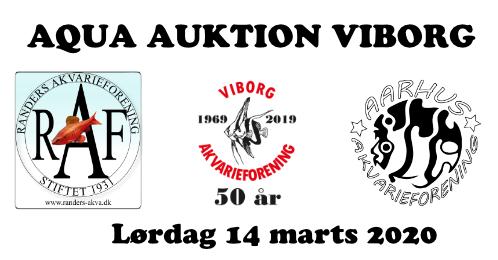 Aqua Auktion Viborg