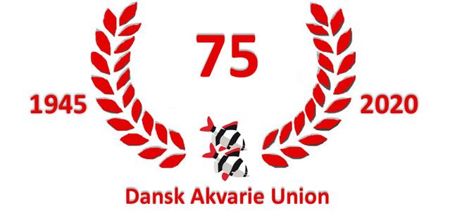 Dansk Akvarie Union fejrer 75 års jubilæum, ved Viborg Akvariemesse